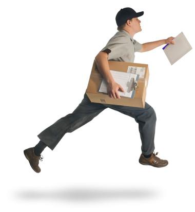 programarea livrarii