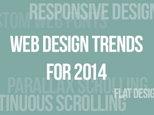 web design trends 2014 300x225 Tendinte in Designul de E commerce in 2014