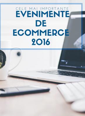 Conferinte ecommerce 2016